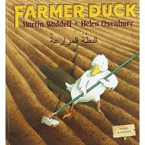 Farmer Duck in Arabic and English, Martin Waddell, Very Good, Paperback