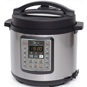 Midea Stainless Steel Electric Pressure Cooker