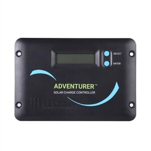 Renogy Adventurer - 30A PWM Flush Mount Charge Controller