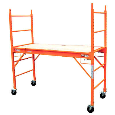 6 Ft H-d Scaffolding Building Tool Scaffold Tools 1000lb