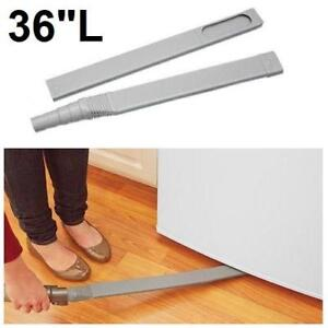 """NEW EXTEN VAC VACUUM ATTACHMENT 36"""" 214111990 FLAT ATTACHMENT FOR VACUUM CLEANERS TO REACH UNDER FURNITURE OR APPLIANCES"""