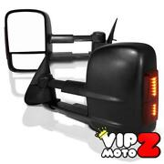 Extendable Towing Mirrors