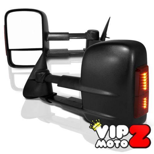 Extendable Towing Mirrors Ebay