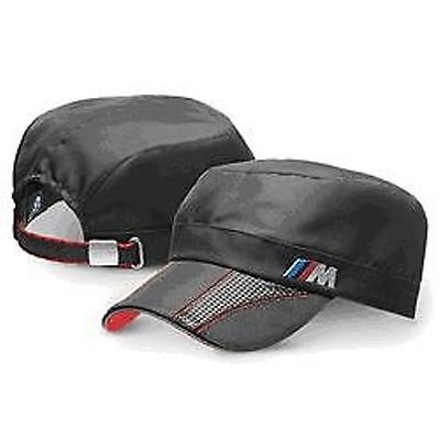 Original BMW ///M Fan Cap M Basecap Carbon M Cap
