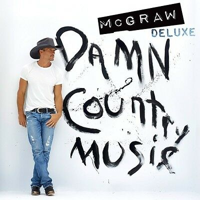 Tim Mcgraw   Damn Country Music  New Cd  Deluxe Edition