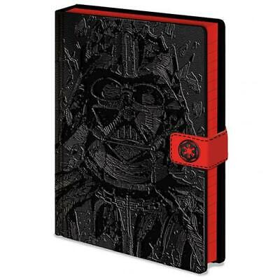 Star Wars Premium Notebook Darth Vader