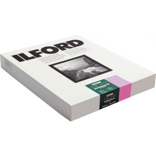 "Ilford Multigrade FB Classic 8 x 10"" 25 Sheets Glossy Paper, 1171972"