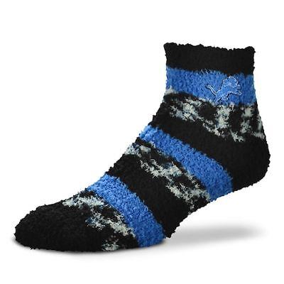 Detroit Lions Womens Socks - Women's Bare Feet Nfl Detroit Lions Marquee Sleep Socks *New*Free Shipping*