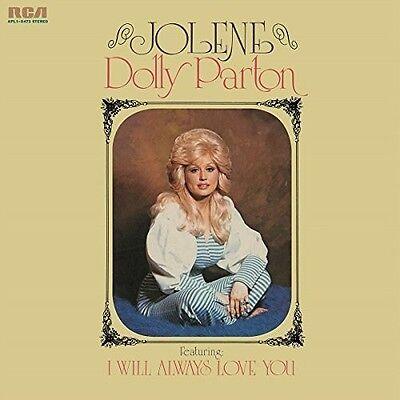 Dolly Parton   Jolene  New Vinyl Lp  180 Gram  Holland   Import