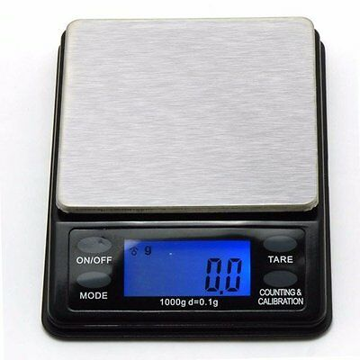 Us Balance Minibench Digital Pocket Scale 1000g X 0.1g G Oz Gn Ct Ozt Dwt