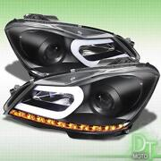 W204 Headlight