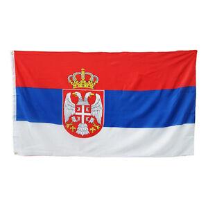 Fahne Flagge Serbien Srbija 90 x 150 groß NEU