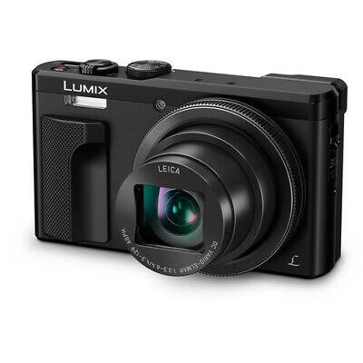 Panasonic Lumix DMC-ZS60 Digital Camera (Black) - DMC-ZS60-K