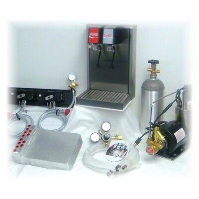 Soda Dispenser Complete Pre-assembled