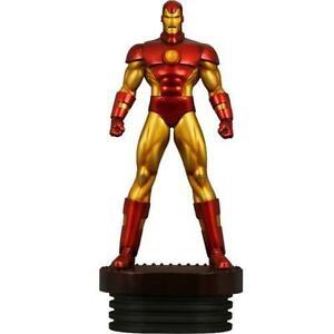 iron man statue figurines ebay. Black Bedroom Furniture Sets. Home Design Ideas