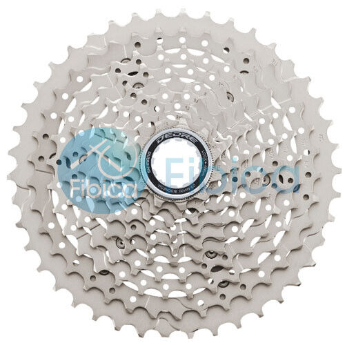 New 2021 Shimano Deore CS M4100 10-speed Mountain MTB Cassette 11-42t/46t