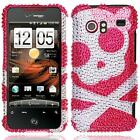 HTC Droid Incredible 6300 Bling Case