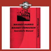 Massey Ferguson 165 Manual