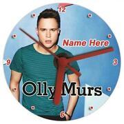 Olly Murs Clock