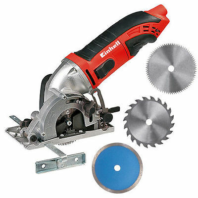 KIT MINI SIERRA CIRCULAR MANUAL EINHELL TCS-CS 860 KIT HERRAMIENTA ELÉCTRICA