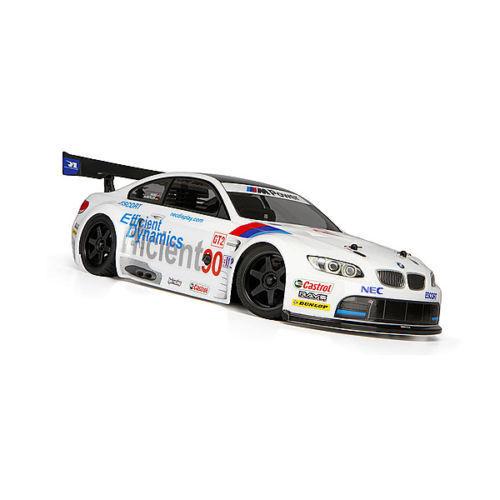 HPI Racing 1:10 Nitro Street BMW M3 4WD RS4 Evo RTR