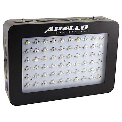 Apollo Horticulture Full Spectrum 300W LED Grow ...
