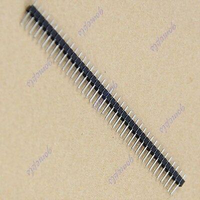 For Arduino Prototype Shield Diy 10x 40pin 2.54 Single Row Pin Male Header Strip