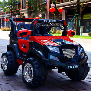 12V Battery Kids ride on Jeep Ride on with light ,Sound, Mp3 & parental control