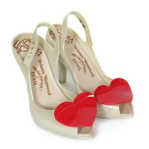 Mel Red Heart Shoes