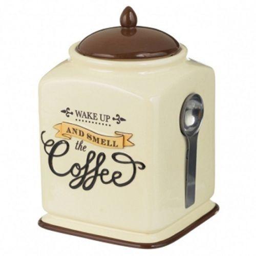 Ceramic Coffee Canister Ebay