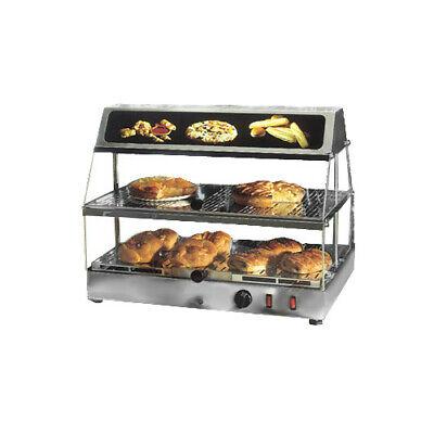 Equipex Wdl-200 Gonagain Hot Food Display Case
