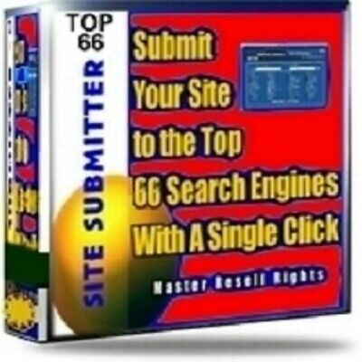 Advanced Submit Your Website To 66 Of The Top Search Engines With One Click