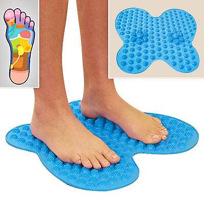 HOT Futzuki Washable Foot Pain Relief Massage Reflexology Mat Heal Massager