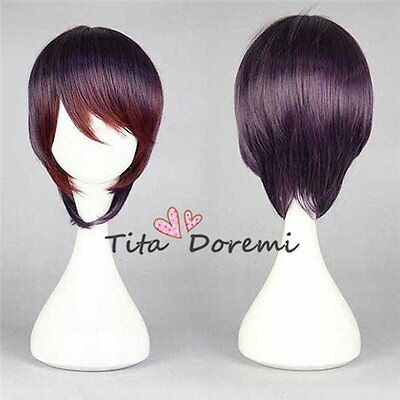 Halloween wig Cosplay LOVE BULLET Bear Storm Yuri Kuma Anime Woman - Anime Yuri Halloween