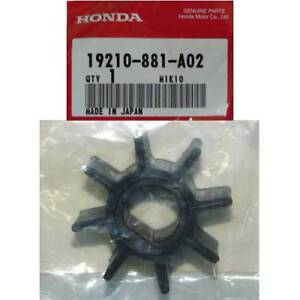 19210-881-A02 Honda Marine Water Pump Impeller for 5, 7.5, 8 and 10