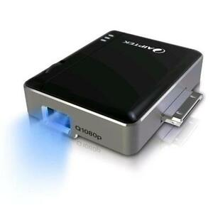 Pico projector ebay for Best pocket projector for iphone