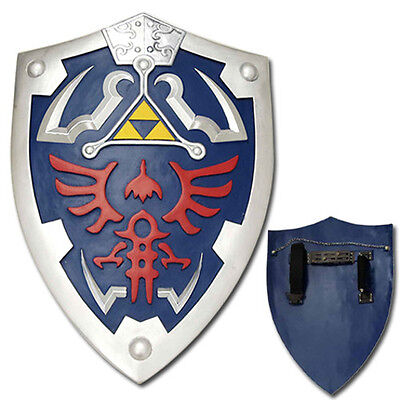 Link Triforce Zelda Video Game Collectable Shield- Fiberglass Adult Size