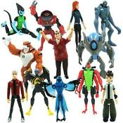 Ben 10 Alien Force Figures