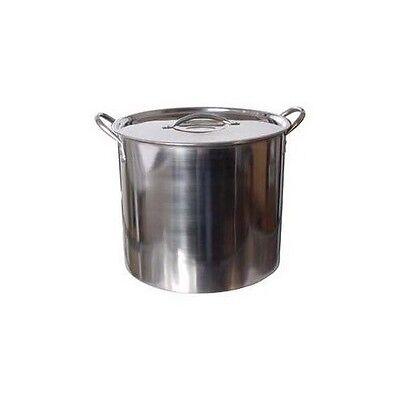 5 Gallon Stainless Steel Stock Pot 20 quart Brew Kettle Home