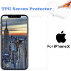 TPU Cell Phone Screen Protectors for iPhone X