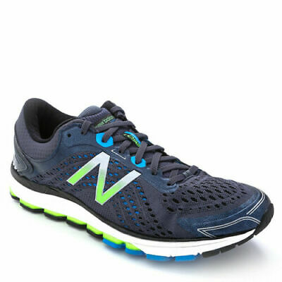 NEW BALANCE Men's 1260v7 Running Shoes Thunder Grey/Black/Blue/Green M1260BB7