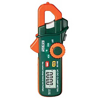 Extech Ma120 200a Acdc Mini Clamp Meter