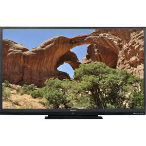 """SHARP 60""""-  1080P LED LCD TV FOR SALE"""