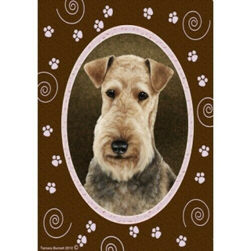 Paws House Flag - Airedale Terrier 17027
