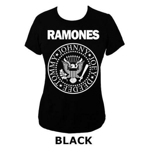 womens rock t shirts ebay. Black Bedroom Furniture Sets. Home Design Ideas