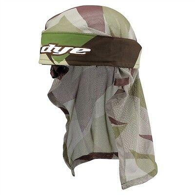 - Dye Headwrap Headband - Paintball - Barracks Olive - Paintball
