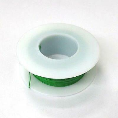 100 Page 28awg Green Kynar Insulated Wire Wrap Wire 100 Foot Roll Made In Usa