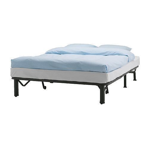 Ikea Lycksele Double Sofa Bed Settee Futon Couch Daybed Possible Delivery