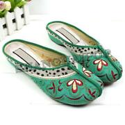 Chinese Embroidered Slippers