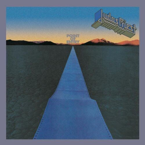 Judas Priest - Point of Entry [New CD]